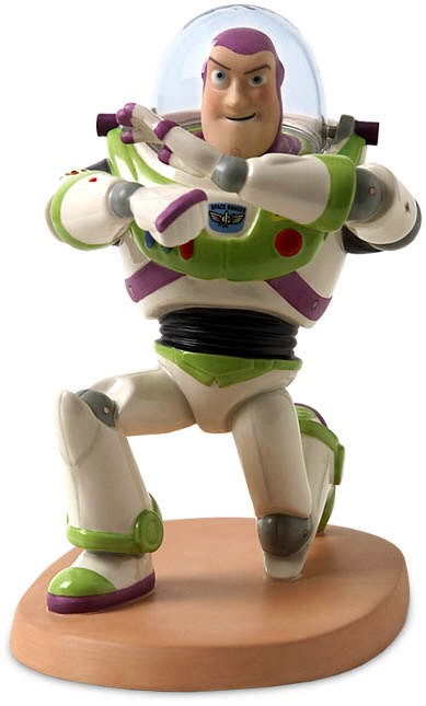WDCC Disney Classics Toy Story Buzz Light Year Space Ranger