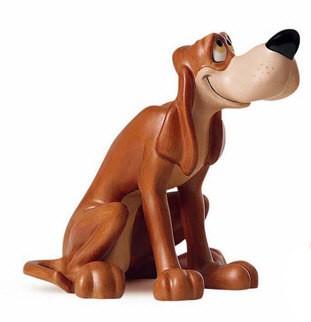 WDCC Disney ClassicsCinderella Bruno Canine Confidante