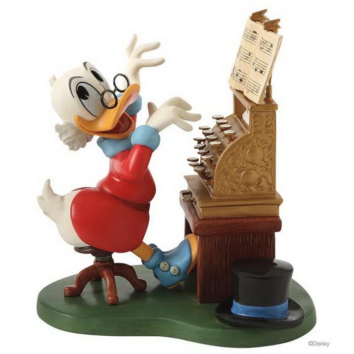 WDCC Disney ClassicsClassic Comics Series Scrooge Mcduck Cash Register Concerto