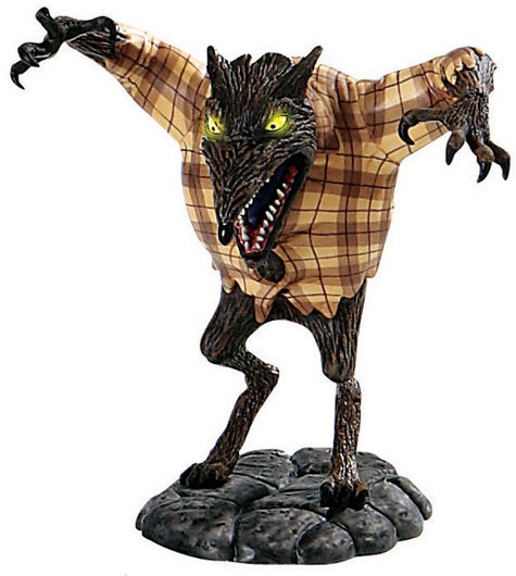 WDCC Disney ClassicsThe Nightmare Before Christmas Werewolf Howling Horror