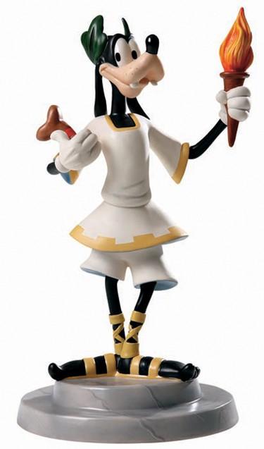 WDCC Disney ClassicsOlympic Champ Goofy Torchbearer