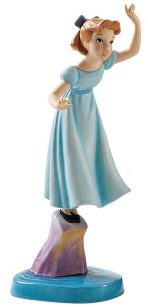 WDCC Disney Classics Peter Pan Wendy Peter Oh Peter
