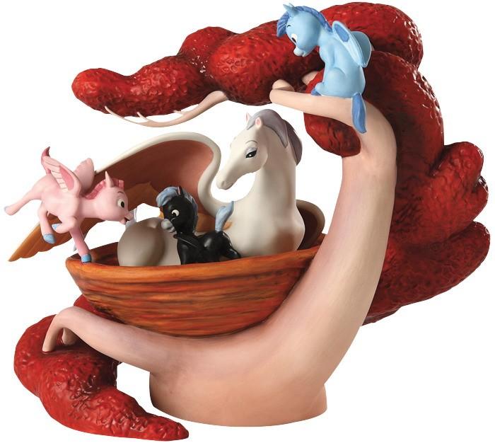 WDCC Disney ClassicsFantasia Pegasus Family Mythic Menagerie