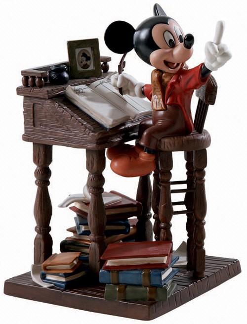 WDCC Disney ClassicsMickeys Christmas Carol Mickey Mouse Ernest Employee