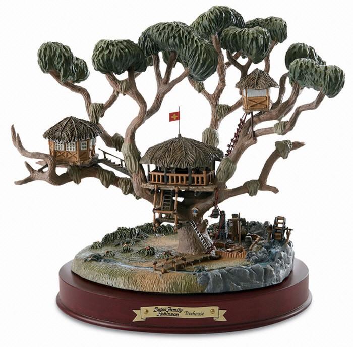 WDCC Disney ClassicsSwiss Family Robinson Treehouse