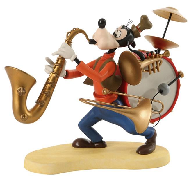 WDCC Disney ClassicsMickey Mouse Club Goofy One Man Band