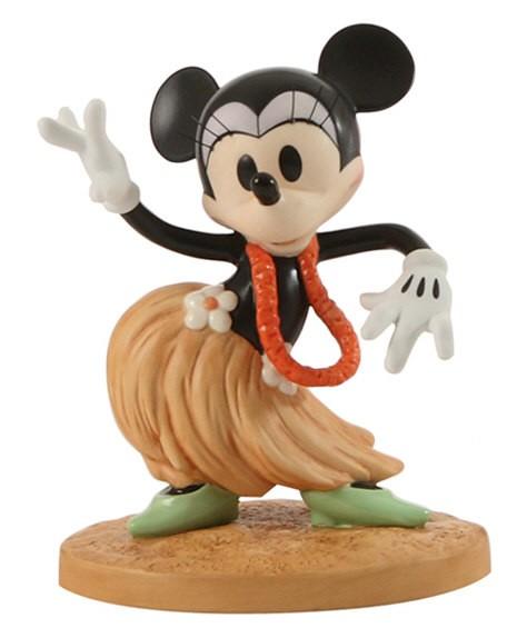 WDCC Disney ClassicsHawaIIan Holiday Minnie Mouse Swaying Sweetheart