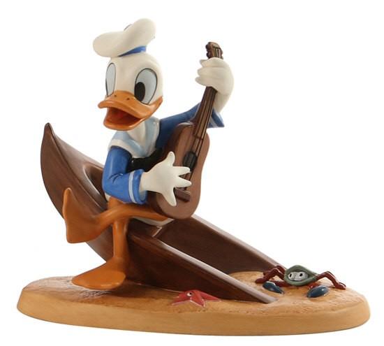 WDCC Disney ClassicsHawaIIan Holiday Donald Duck Tropical Tempo