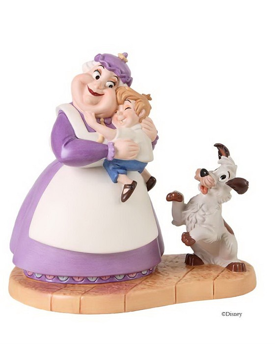 WDCC Disney Classics Beauty And The Beast Mrs. Potts And Chip