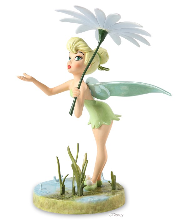 WDCC Disney ClassicsPeter Pan Tinker Bell A Splash of Spring 2012 Spring Premiere Event