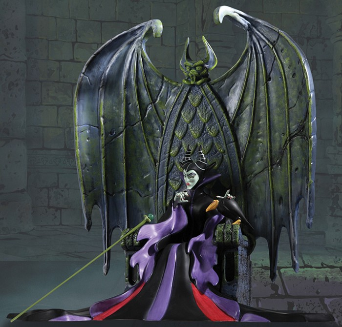 WDCC Disney Classics Sleeping Beauty Maleficent Sinister Sorceress