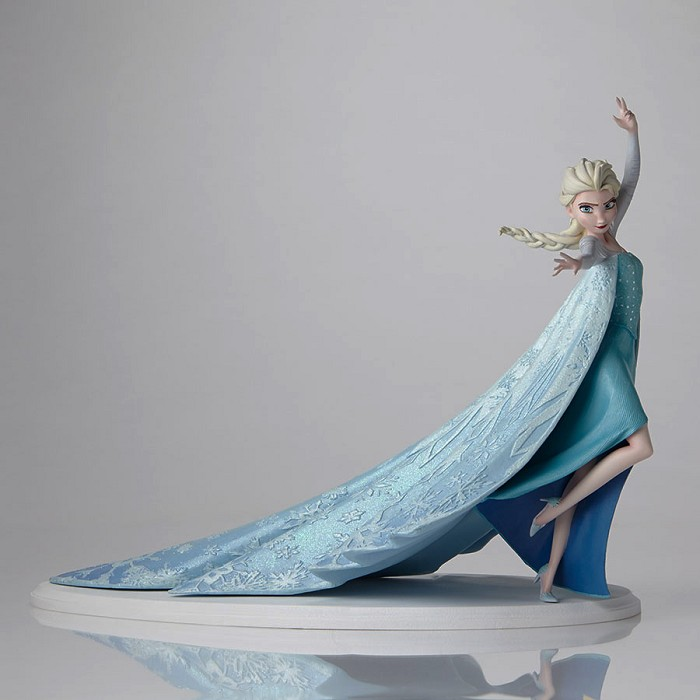Walt Disney Archives Elsa Maquette