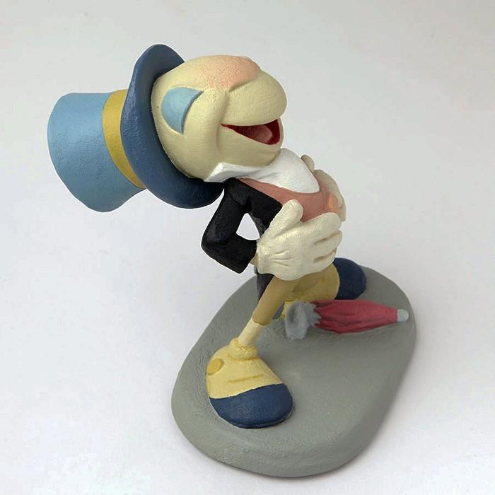 Walt Disney ArchivesJiminy Cricket Maquette