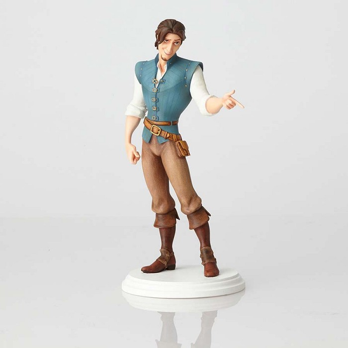 Walt Disney Archives Flynn Rider Maquette From Tangled
