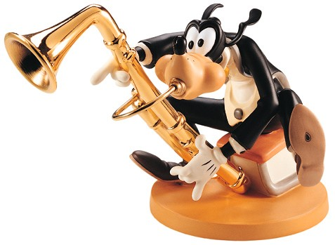 WDCC Disney ClassicsSymphony Hour Goofy's Grace Notes