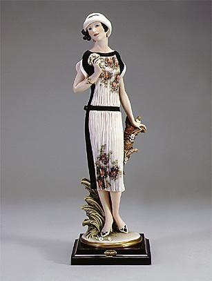 Giuseppe ArmaniHeather 99 Event Figurine