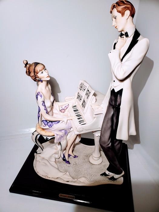Giuseppe ArmaniThe PianoOpen Box