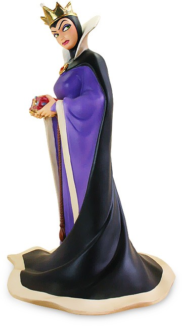 WDCC Disney Classics Snow White Evil Queen Bring Back Her Heart
