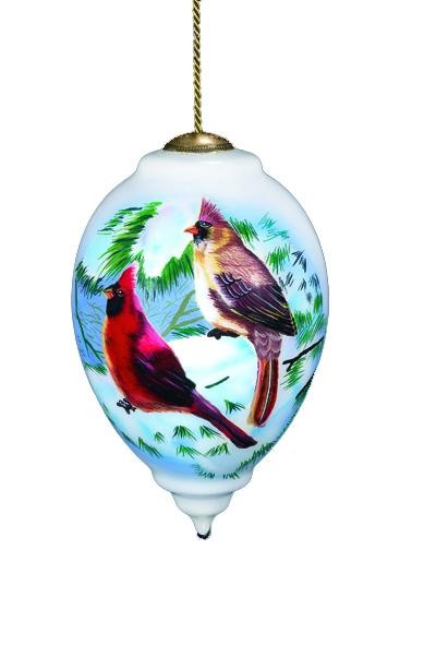 NeqwaWinter cardinals