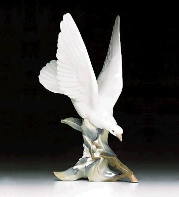 Lladro Turtle Dove 1969-98