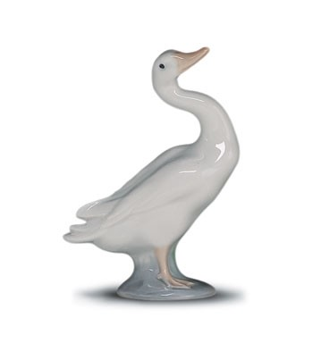 Lladro Little Duck 1969-01 Porcelain Figurine