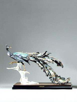Giuseppe ArmaniPeacock Lifted Claw
