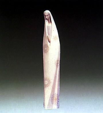 LladroMadonna 1969-79Porcelain Figurine