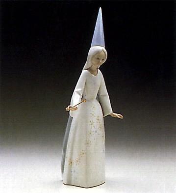 LladroFairy 1969-94Porcelain Figurine