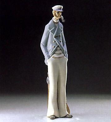 LladroSea Captain 1969-93Porcelain Figurine