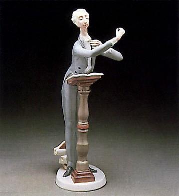 LladroOrchestra Conductor 1969-79Porcelain Figurine