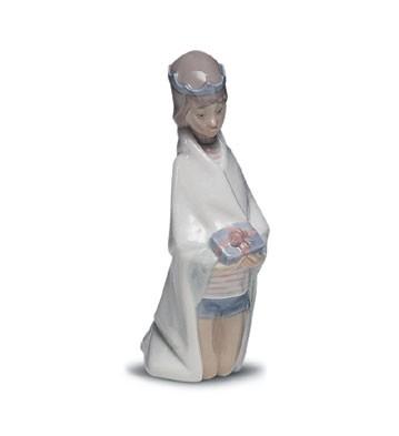 LladroKing Melchior 1969-2001Porcelain Figurine
