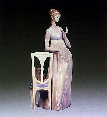 Lladro Lady Empire 1970-79