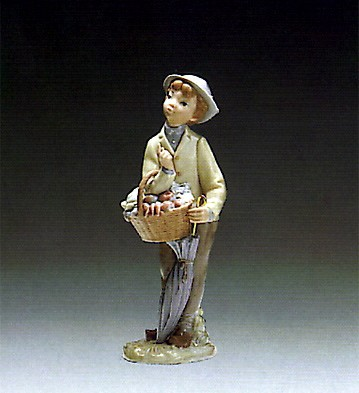 Lladro Little Gardener 1970-78