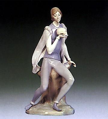 LladroHamlet 1970-80Porcelain Figurine