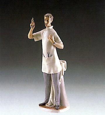 LladroDentist 1971-78Porcelain Figurine