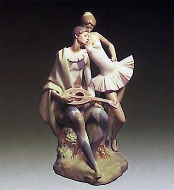 LladroRomance 1972-81Porcelain Figurine