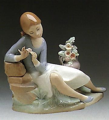 LladroRosalinda 1973-83Porcelain Figurine