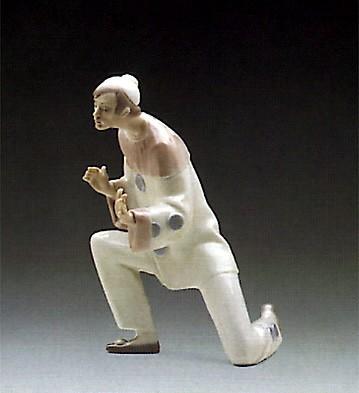 LladroCharmingness 1973-85Porcelain Figurine