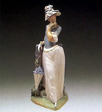 LladroEsthetic Pose 1973-85Porcelain Figurine