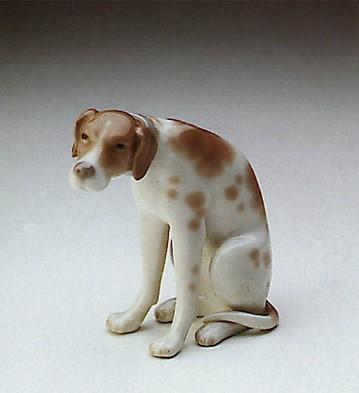 LladroMoping Dog 1974-79