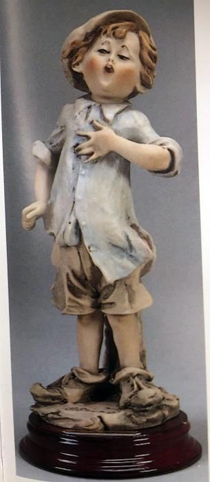 Giuseppe ArmaniSinging Boy