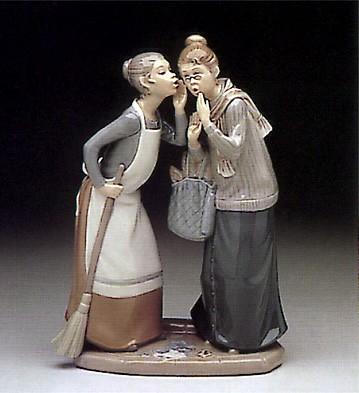 LladroThe Gossips 1978-85