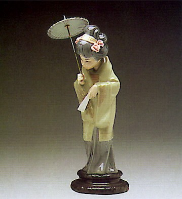 LladroOriental Spring 1978-96Porcelain Figurine