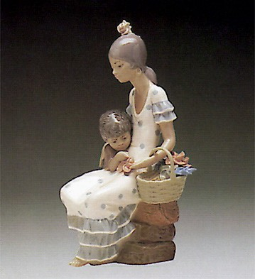 LladroGypsies 1978-85Porcelain Figurine