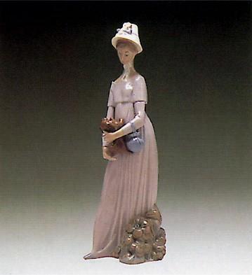 LladroMy Little Pet 1978-85Porcelain Figurine