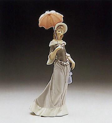 LladroSunny Day 1978-93Porcelain Figurine