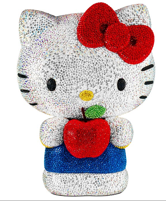 Swarovski Crystal Myriad Hello Kitty 2013