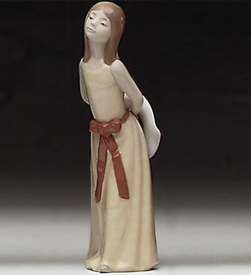 LladroNaughty 1978-98Porcelain Figurine