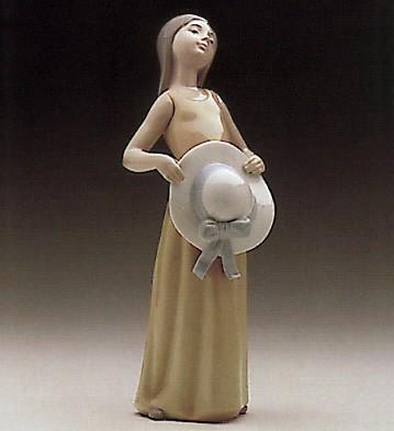 LladroDreamer 1978-99Porcelain Figurine