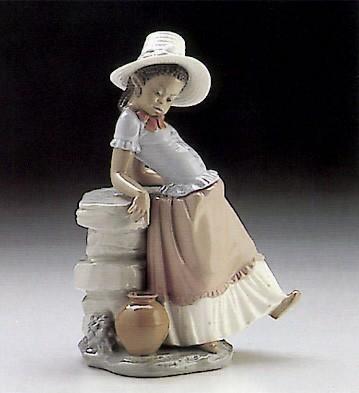 LladroA Step In Time 1982-98Porcelain Figurine